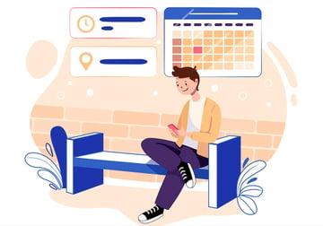organization online remote work