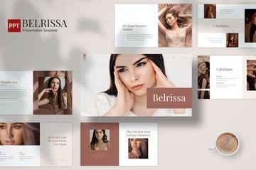 BELRISSA Fashion Powerpoint Template