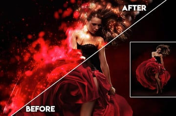 Magic Photoshop Action