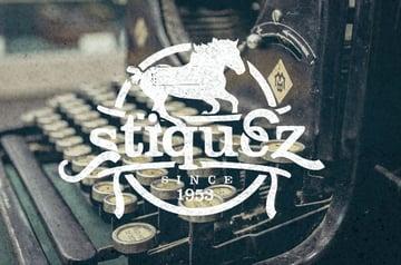 Stiquez Font