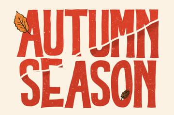 Hooked Autumn Typeface
