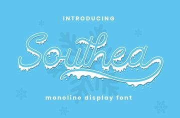Southea Winter Font