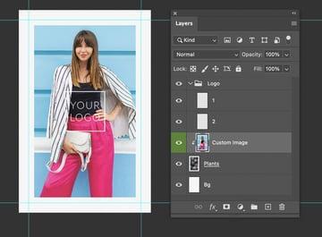 photoshop import imagery