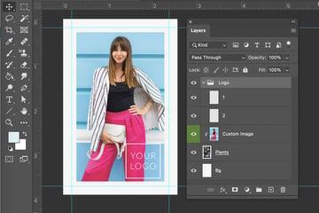 photoshop move tool