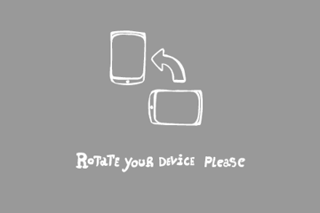 Rotate device prompt