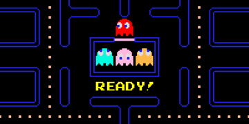 Even in Pac-Man the four ghostsInky Blinky Pinky and Clydehave their own personalities and movement patterns