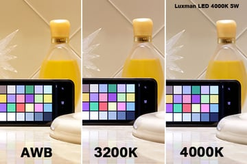 When buying LED light bulbs do not go for the cheapest They may not offer a good colour reproduction