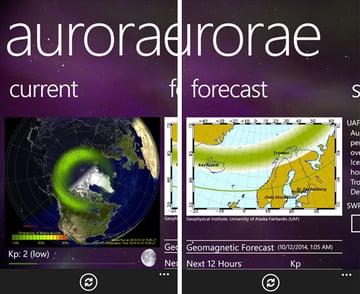 Aurorae Free app