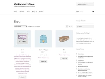 shop with long description