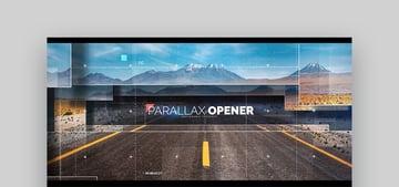 Parallax - Company Intro Video Template