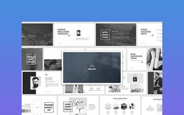 Delica Google Presentation Themes