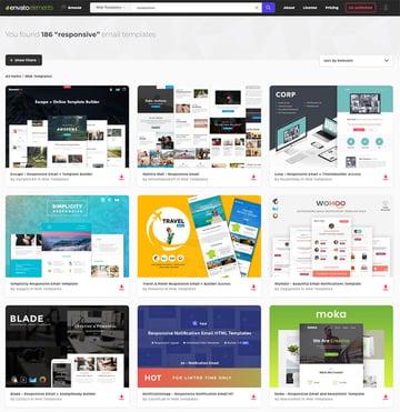 Best Marketing Newsletter Ideas on Envato Elements for 2019