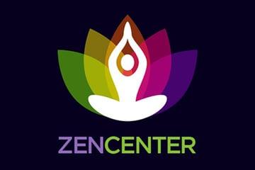 Zen Center - Yoga Logo