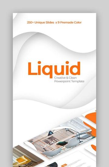 Liquid - Best Presentation Layouts