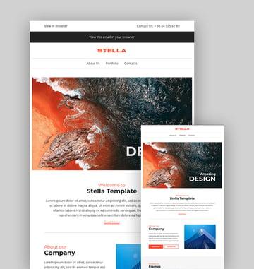 Stella - Mailchimp Responsive Email Templates