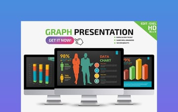 Graphic Infographic PowerPoint Presentation Template