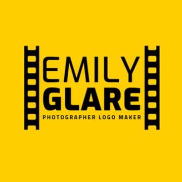 Film Photographer Logo Maker