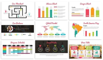 Childhood - Playful PowerPoint Template