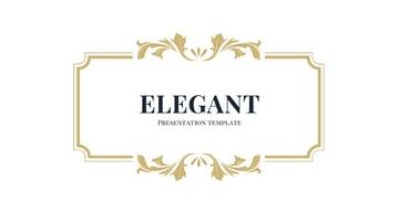 Regal - Free Elegant PowerPoint Presentation Templates