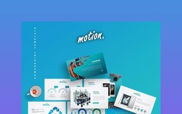 Motion - Microsoft PowerPoint Theme