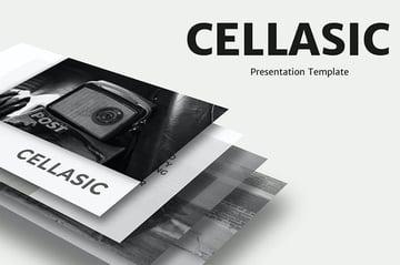 Cellasic - Classic PowerPoint Presentation