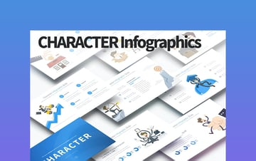 Character - Cartoon Images for PowerPoint Presentations