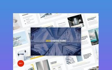 Era - Architecture PPT Template