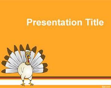 Sad Turkey - Free Thanksgiving for Kids PPT