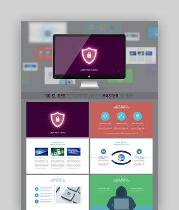 Computer Security PowerPoint Presentation