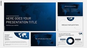 Asger Free Presentation template for Google Slides