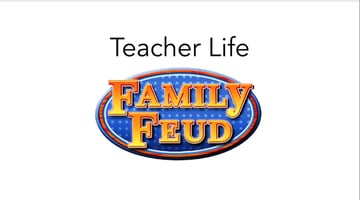 Free Family Feud Jeopardy Game Template Google Slides