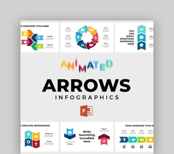 Arrows Infographics PowerPoint Presentation