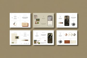 Terminus Brand Sheets, a premium face sheet on Envato Elements with no distracting elements