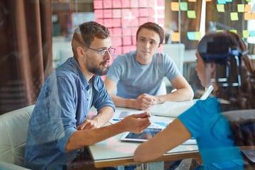 Freelancer Client Interview Conversation