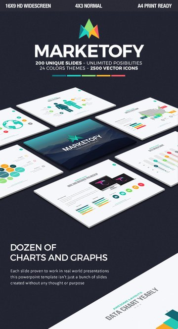 Marketofy PowerPoint Template