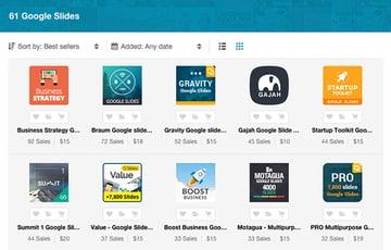 Best Google Slides Templates for Download