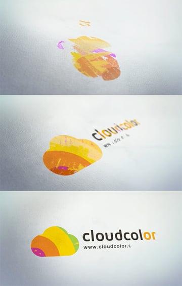 Sketch Video Logo animation