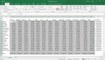Formatting decrease decimal