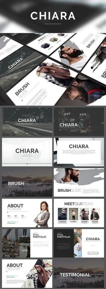 Chiara - Modern PowerPoint Template