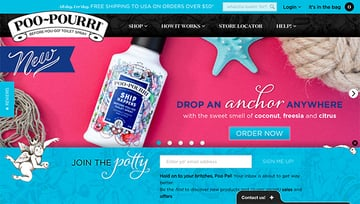 Poo-Pourri Nothing embarrassing about stinkin here