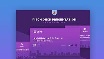 Fintech PowerPoint Presentation Startup Pitch Deck