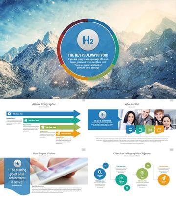 H2 Premium PowerPoint Presentation