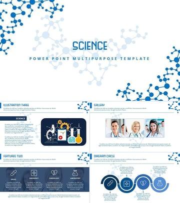Science Slides PowerPoint Presentation Design
