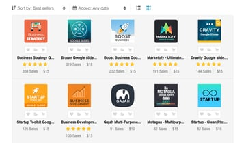 Best Google Slides Presentation Themes