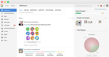 Zoho Projects Scalable Online Project Management Software
