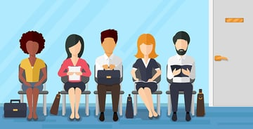 Other job interview candidates are also likely to be interviewed