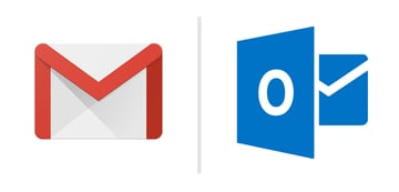 Gmail or Outlook for the best free email service provider