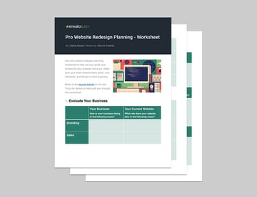 Download the Free Pro Website Redesign Planning Worksheet