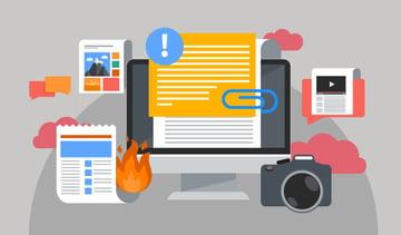 Personal resume website professional blog