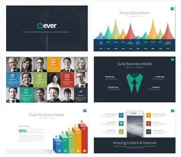 Ever Animated PPT Presentation Template for PowerPoint